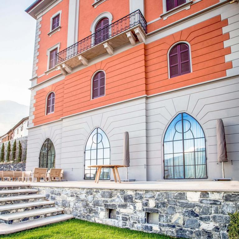 Villa privata a Musso - Studio Architettura Numax