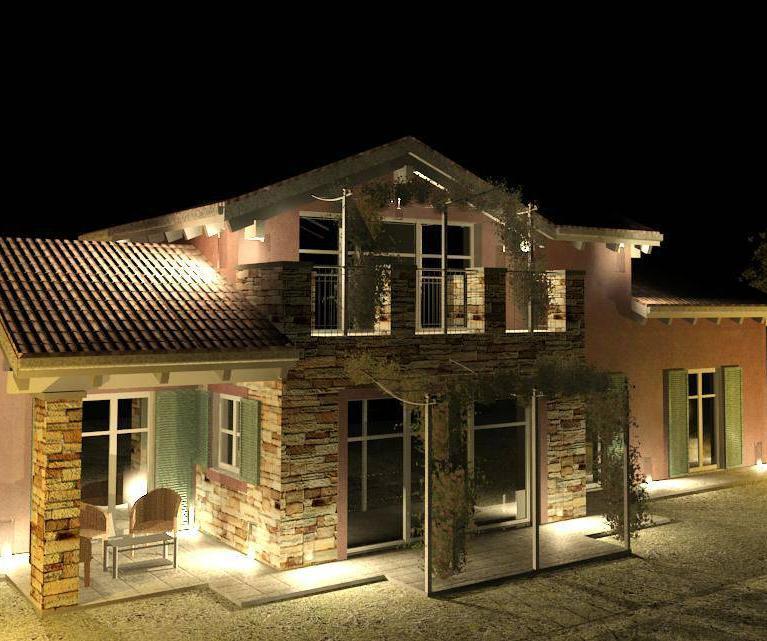 Residenze turistiche ad Alassio (SV) - progettazione studio architettura Numax di Colico