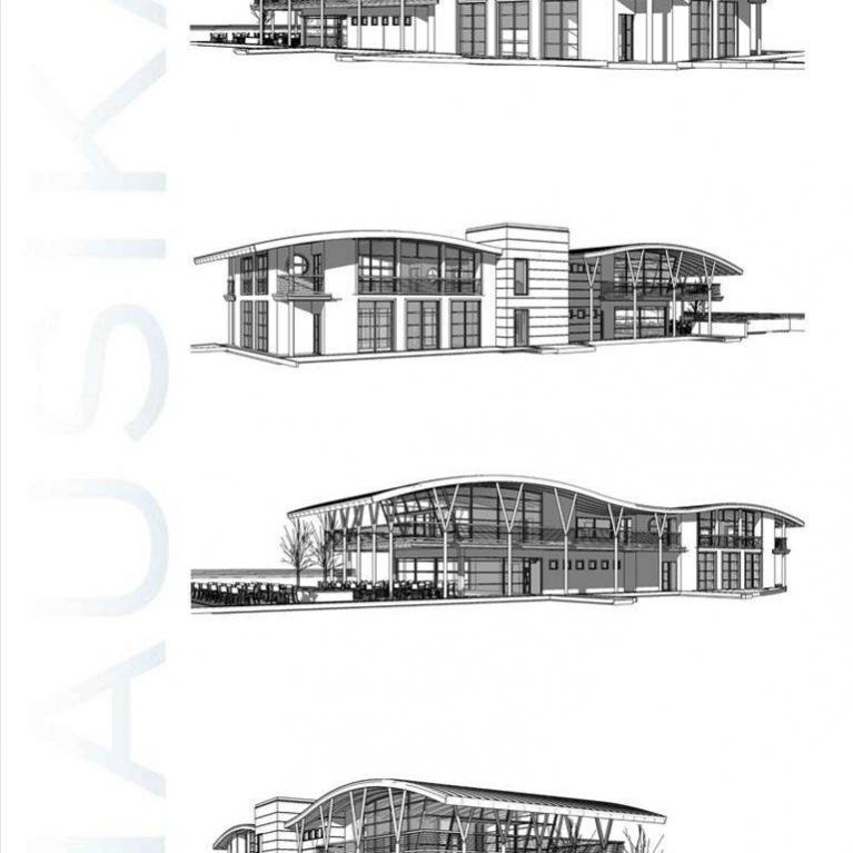 Progetto porto turistico a Colico - Numax Architettura e Design