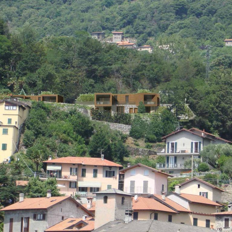 Realizzazione Residence a S.Sire (CO) da parte dello studio architettura Numax