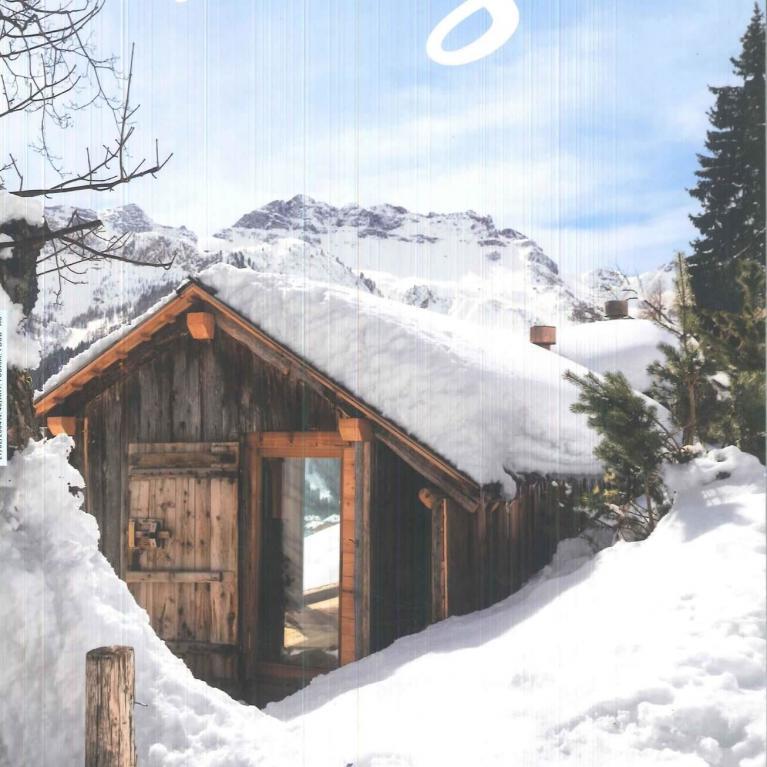 Pubblicazione dello studio Numax su Images, rivista settore interior design ed architettura