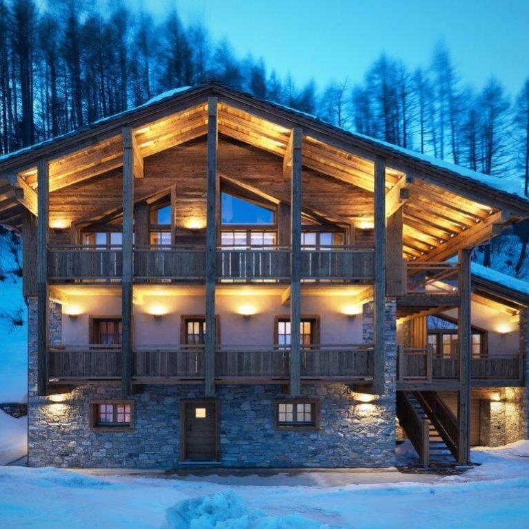 Ristrutturazioni residenze a Madesimo - studio Interior design Numax