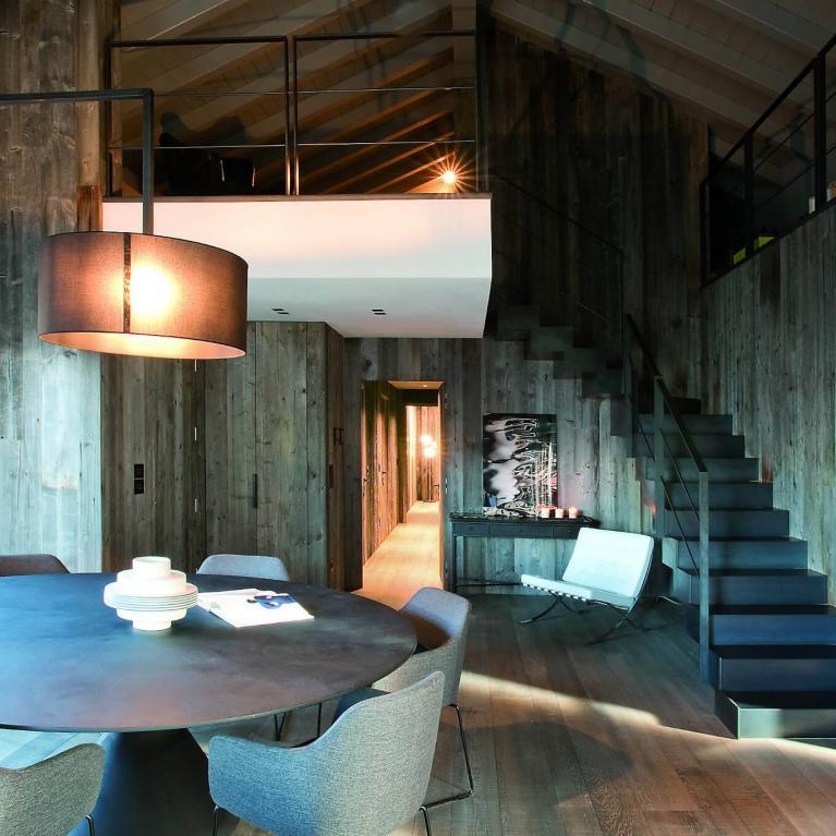 Architetto Nutricati: architettura di un interno