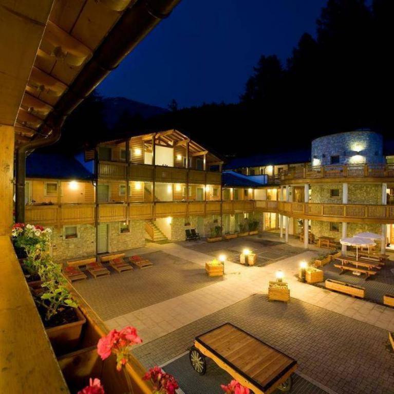 Residence a Madesimo realizzato dallo studio di architettura Numax