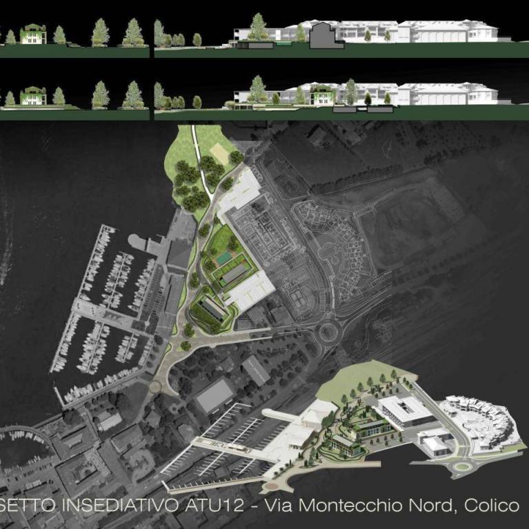 Ambito Urbanistica e pianificazione di Numax